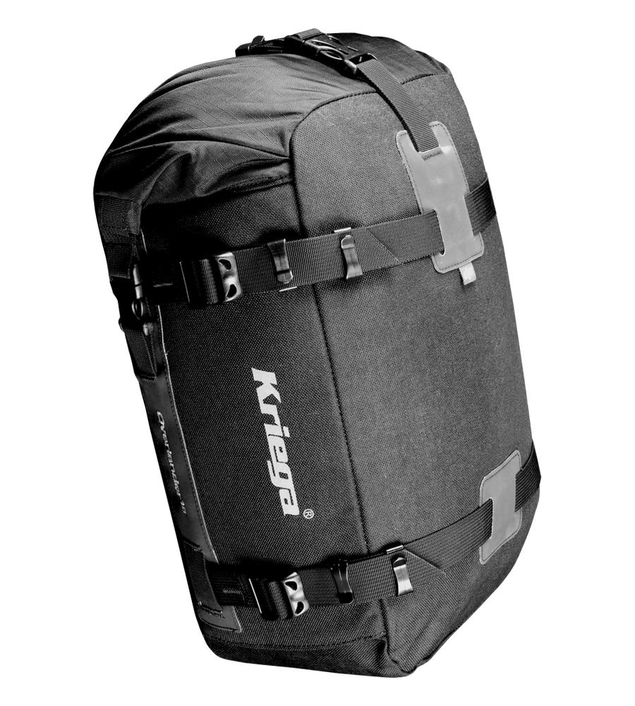 Kriega Overlander-15 Pannier Pack - Front