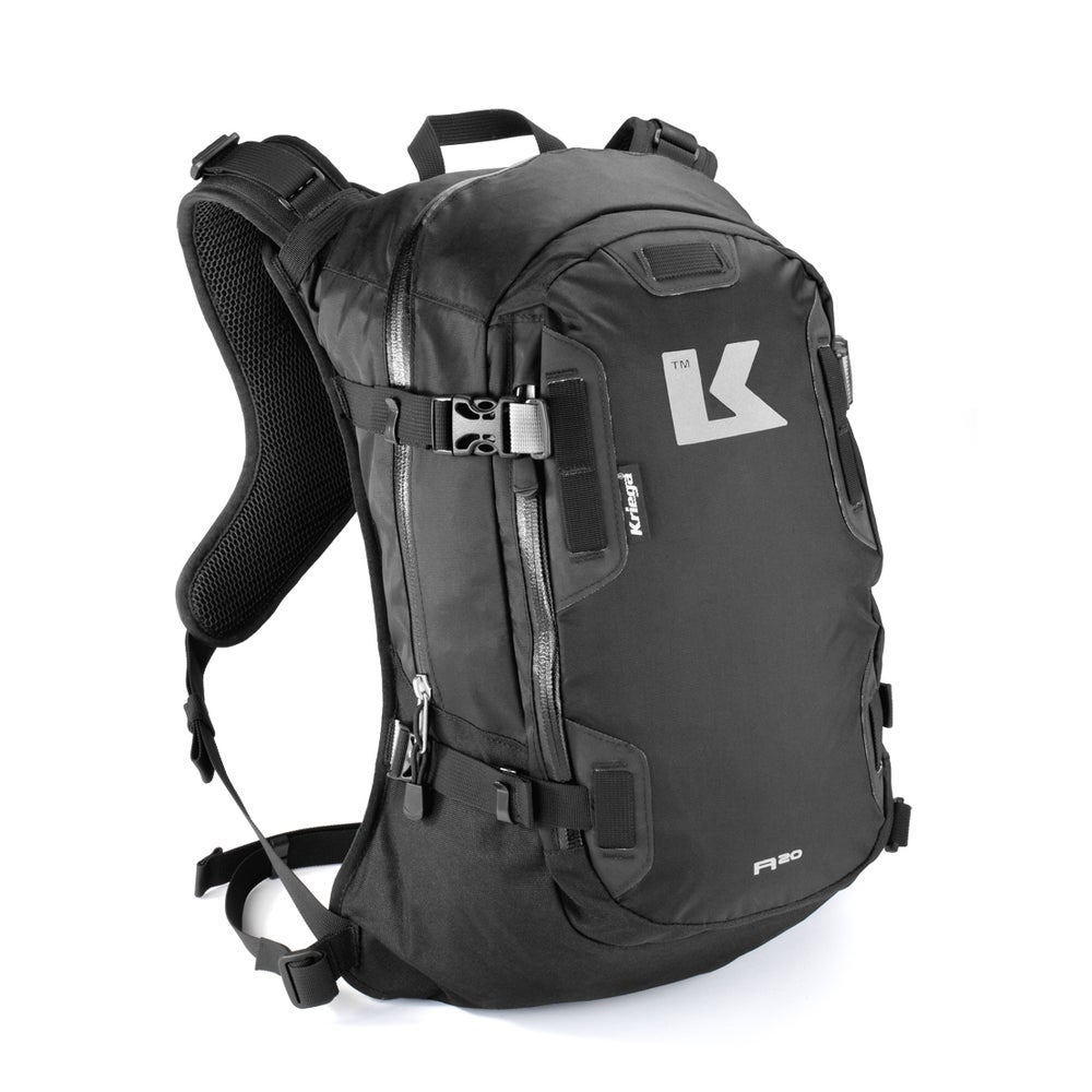 Kriega R20 Backpack - Front