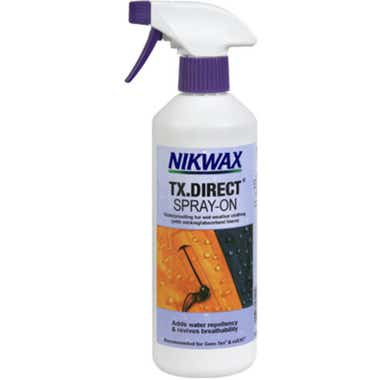 Nikwax TX Direct Spray On Waterproofer 500ml