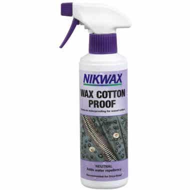 Nikwax Wax Cotton Proof Spray 300ml