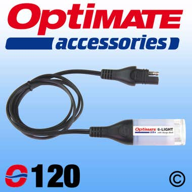 Optimate O120 - SAE Torch and Battery Checker