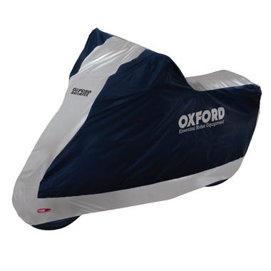 Oxford Aquatex Waterproof Motorcycle Cover - Large