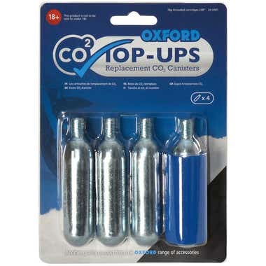 OXFORD CO2OP-UPS (4 PACK)