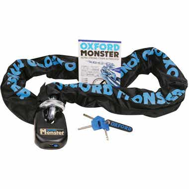 OXFORD MONSTER CHAINLOCK 2.0MTR X14MM HEX.