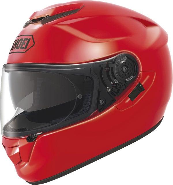 Shoei GT-Air Helmet - Red