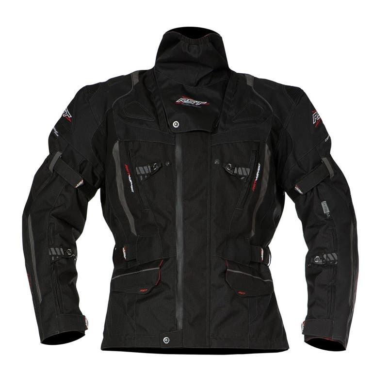 RST Pro Series Paragon III Waterproof Jacket - Black