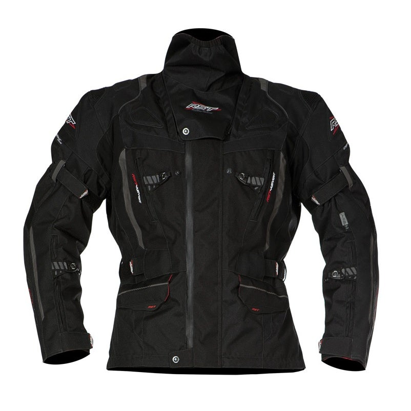RST Pro Series Paragon III Waterproof Jacket - Black