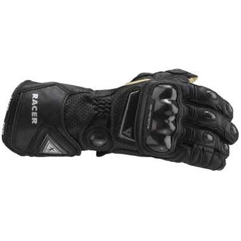 Racer High Racer Leather Gloves