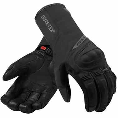 REVIT GLOVES LIVENGOOD GTX BLACK