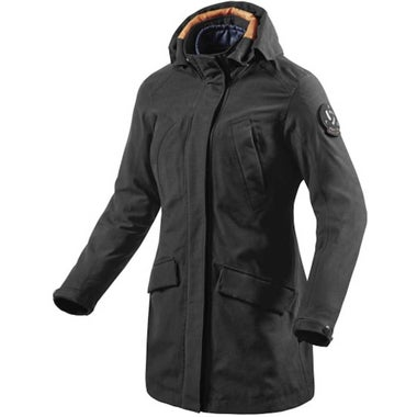 REVIT JACKET METROPOLITAN LADIES BLACK