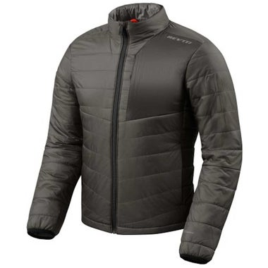 REVIT JACKET SOLAR 2 BLACK OLIVE