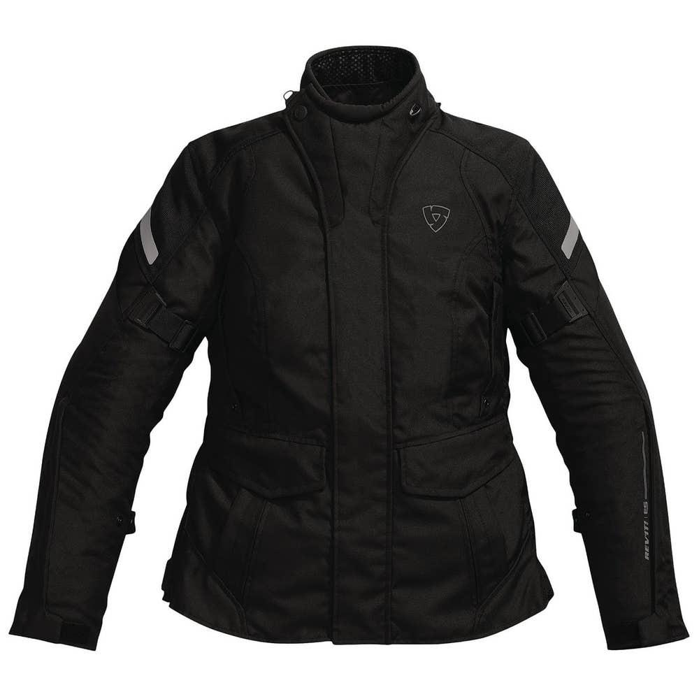 Rev'it Ladies' Indigo Waterproof Jacket - Black