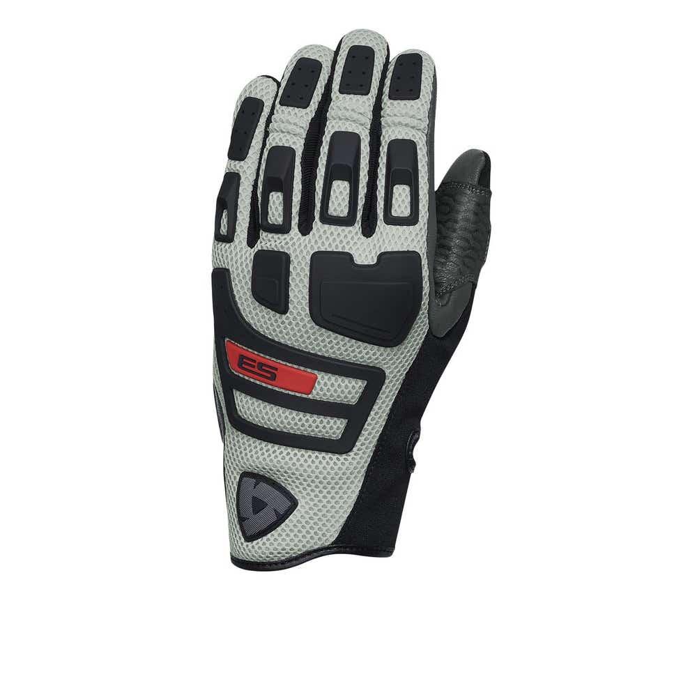 Rev'it Sand Gloves - Silver