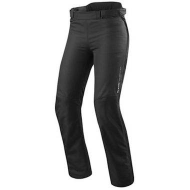 REVIT TROUSERS VARENNE LADIES - SHORT BLACK