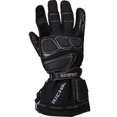 Richa Carbon Leather Waterproof Gloves