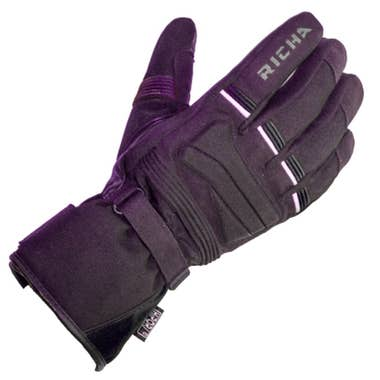Richa Peak Textile Waterproof Gloves