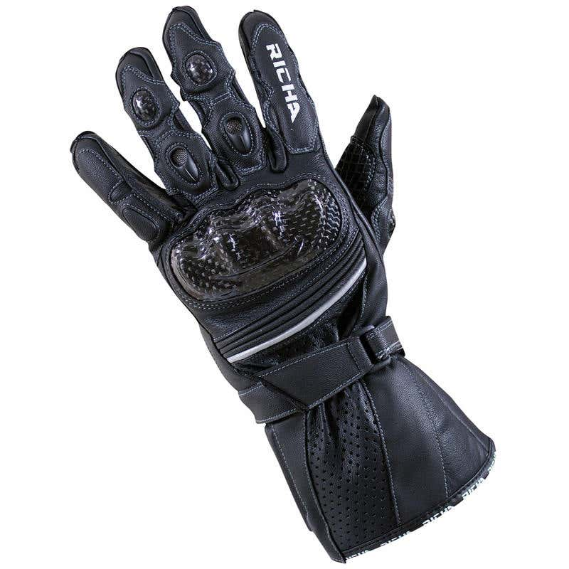 Richa Ravine Gloves - Black