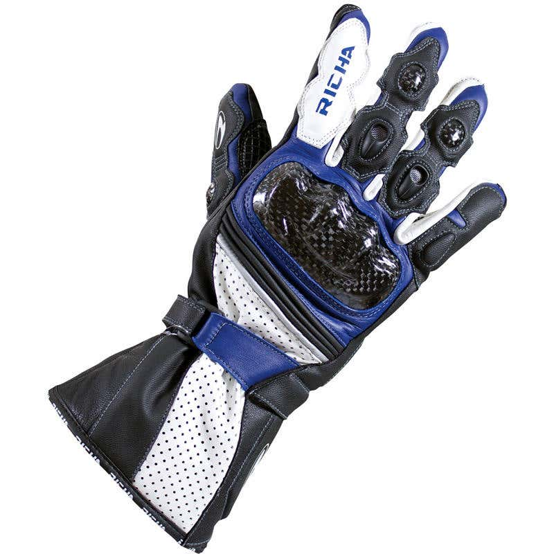 Richa Ravine Gloves - Blue