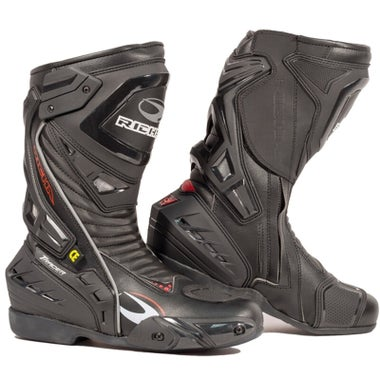 Richa Tracer Evo Leather Waterproof Boots