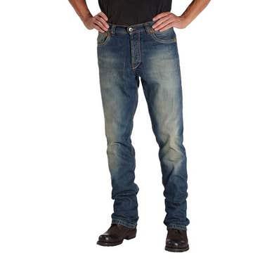 Rokker Original Stonewashed Dynatec Jeans - Short Leg