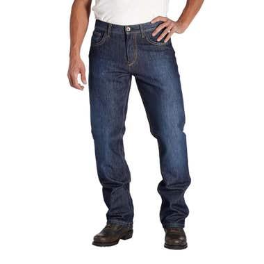 Rokker Revolution Waterproof Dynatec Jeans - Short Leg