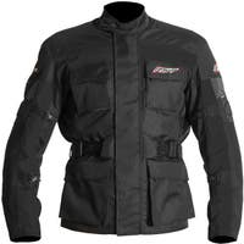 RST Alpha III Waterproof Jacket - Black
