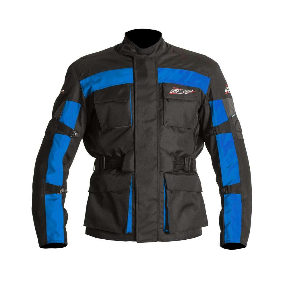 RST Alpha III Waterproof Jacket - Blue
