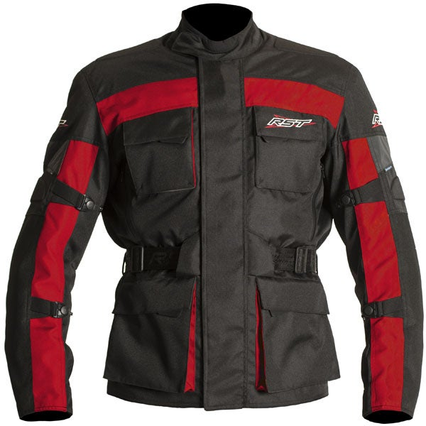 RST Alpha III Waterproof Jacket - Red