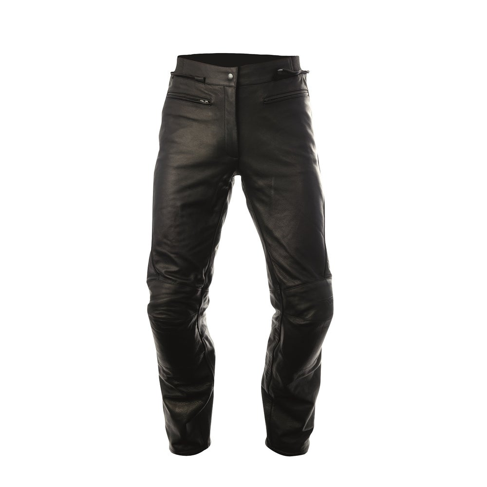 RST Interstate II Leather Trousers - Black