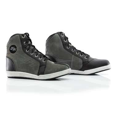 RST IOM TT CROSBY SUEDE BOOTS