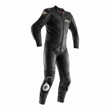 RST IOM TT GRANDSTAND CE MENS LEATHER SUIT