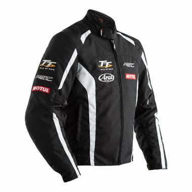 RST IOM TT TEAM CE MENS TEXTILE JACKET