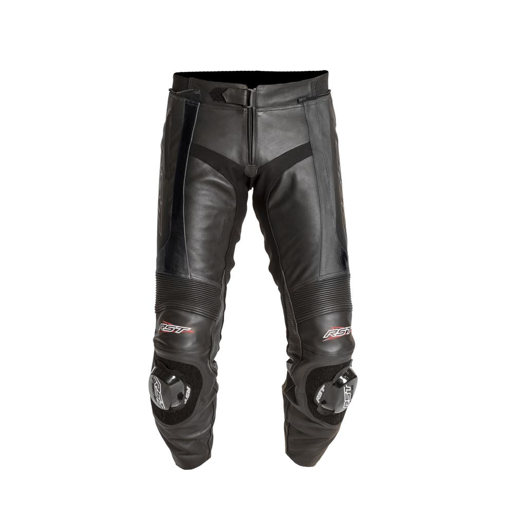 RST Ladies' Blade Leather Trousers - Black