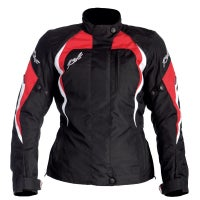 RST Ladies' Brooklyn Waterproof Jacket - Red