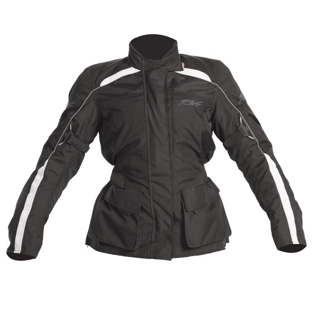 RST Ladies' Diva II Waterproof Jacket - Black