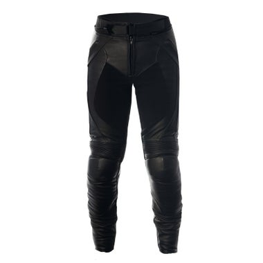 RST Ladies' Madison Leather Trousers - Black