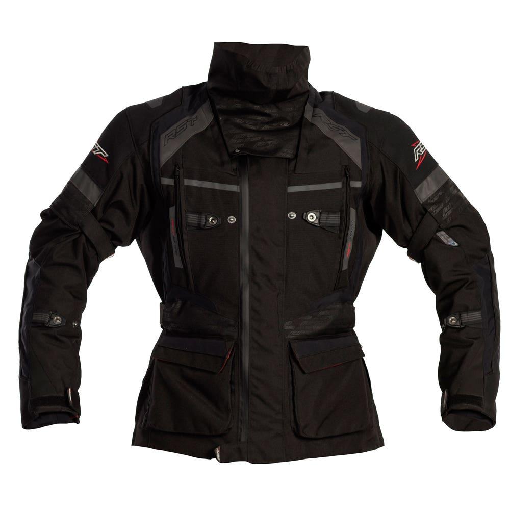 RST Ladies' Pro Series Paragon IV Waterproof Jacket - Black
