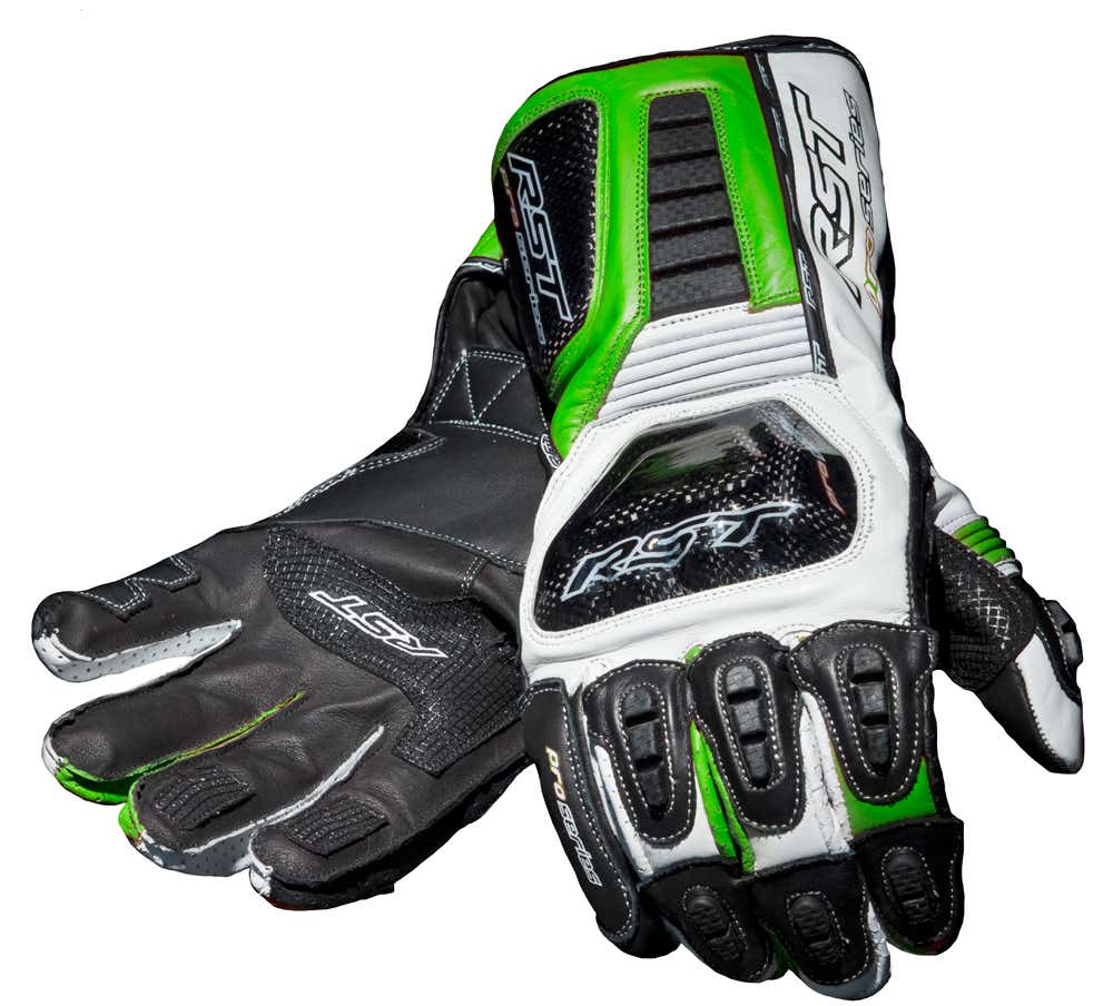 RST Pro Series CPX-C Gloves - Green
