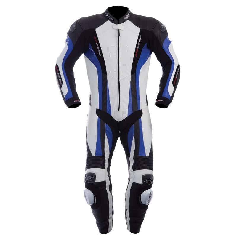 RST Pro Series CPX-C One Piece Leather Suit - Blue