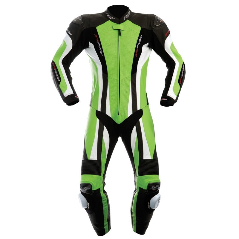 RST Pro Series CPX-C One Piece Leather Suit - Green