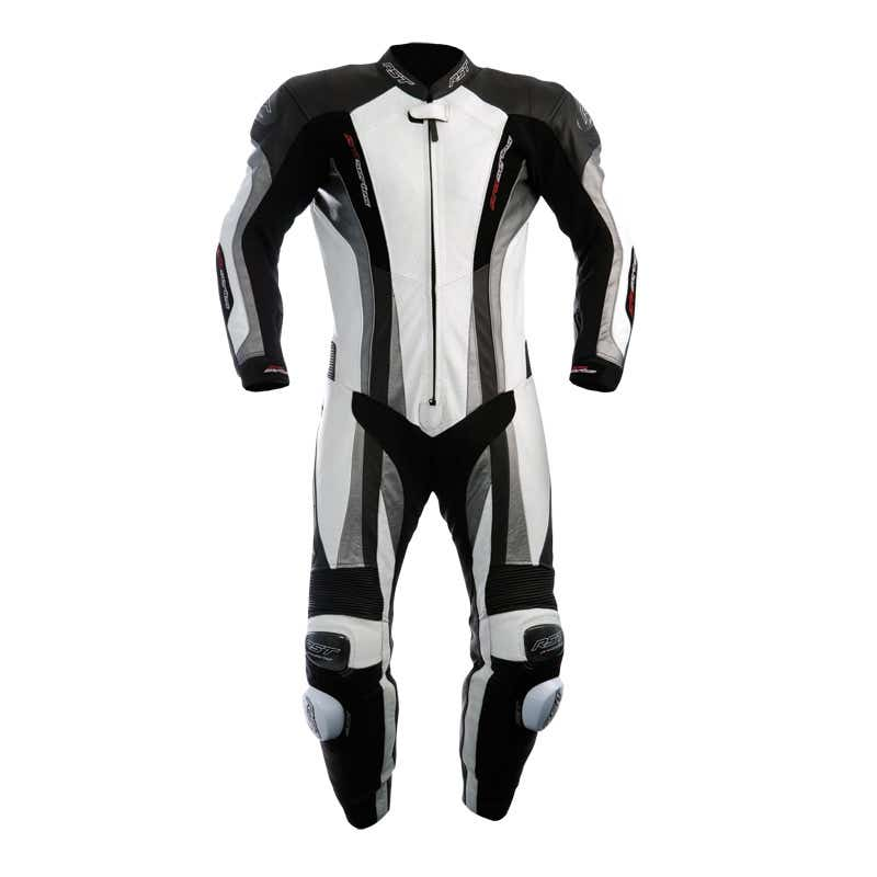 RST Pro Series CPX-C One Piece Leather Suit - White