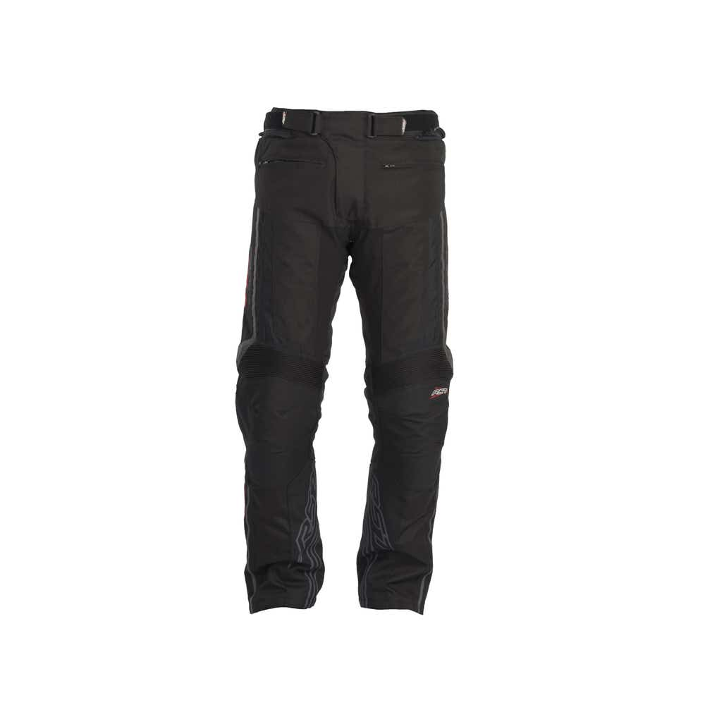 RST Pro Series Paragon IV Waterproof Trousers - Short - Black