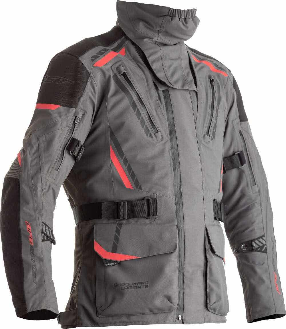 XL Motorcycle jackets Bering ALASKA Black Black