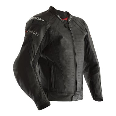 RST R-SPORT CE MENS LEATHER JACKET