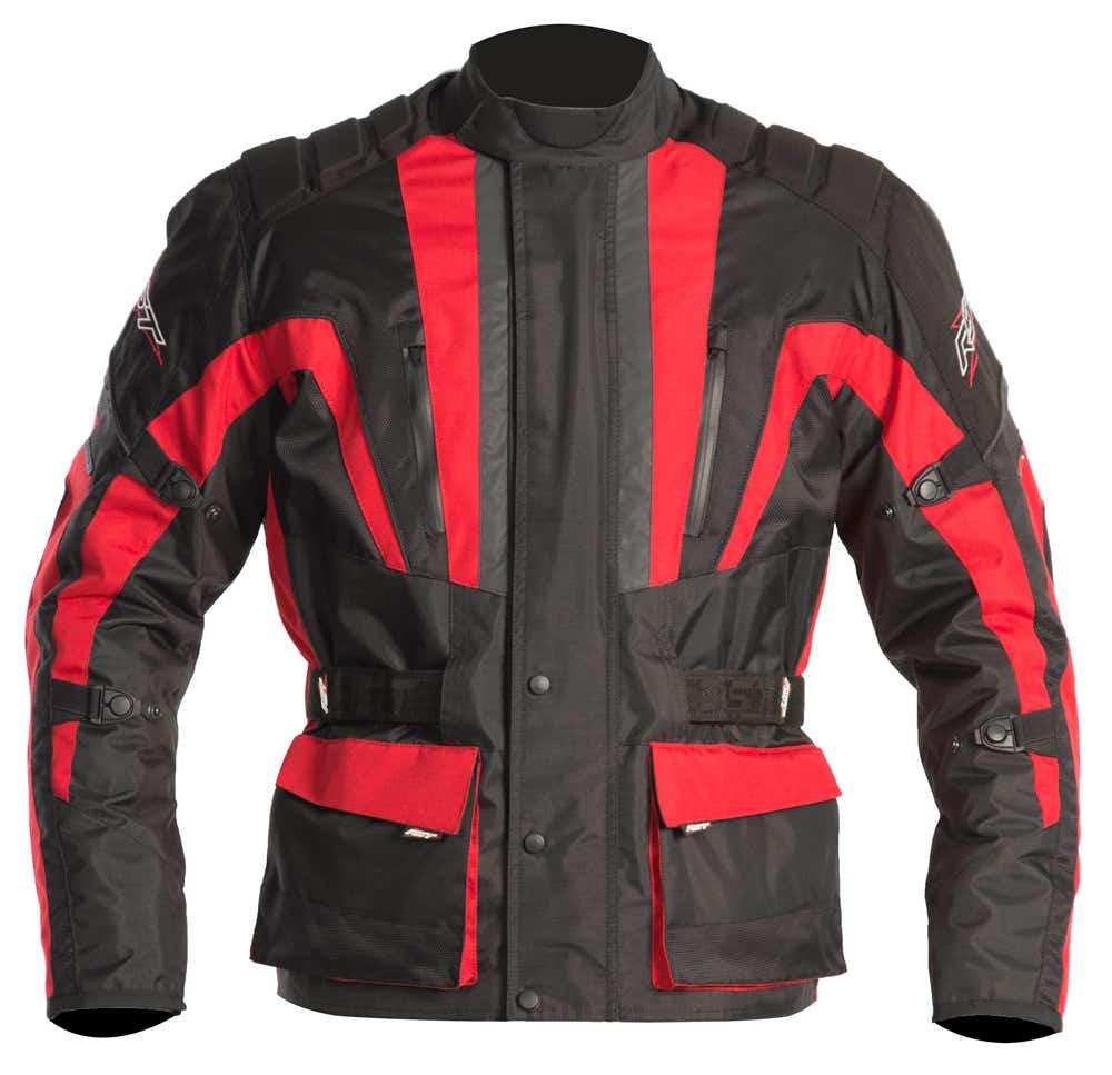 RST Tourmaster Waterproof Jacket - Red