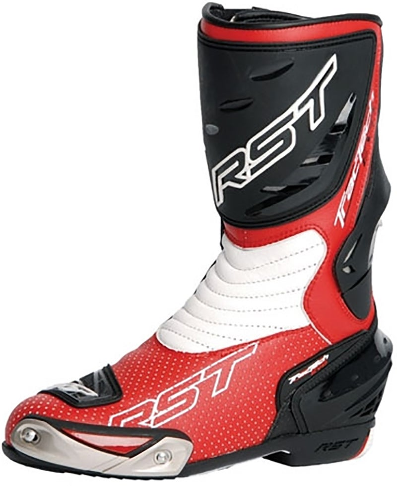 RST Tractech Evo Boots - Fluoro Red