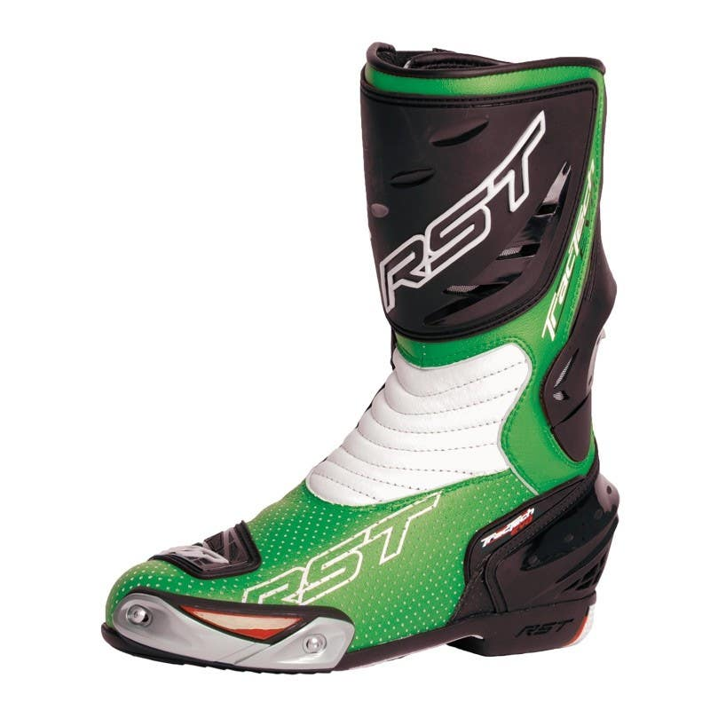 RST Tractech Evo Boots - Green