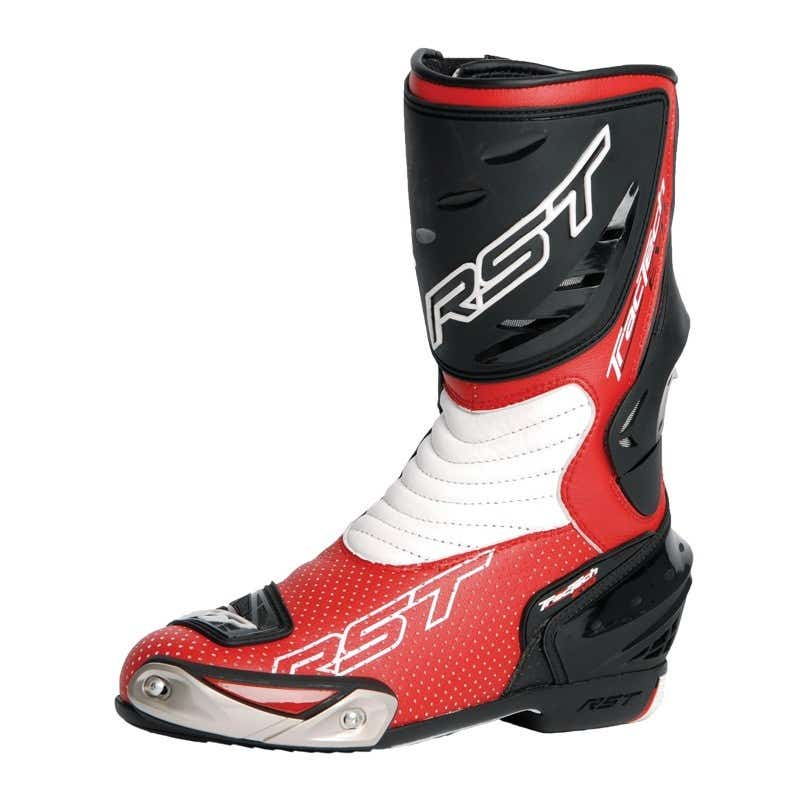 RST Tractech Evo Boots - Red