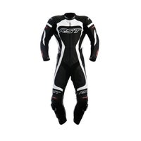RST TracTech Evo One Piece Leather Suit - White