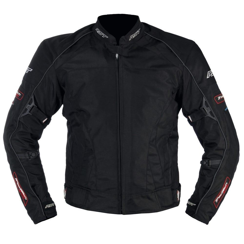 RST Tractech Evo Waterproof Jacket - Black